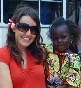 Kelly Dahl, West Africa 2009
