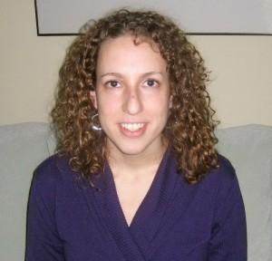 Kristin Johnson, China 2010