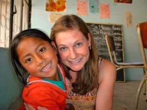 Stacy Sprando, Ecuador 2008